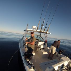 Tofino fishing charter